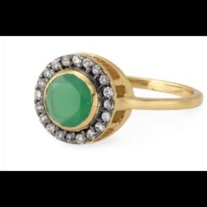 Stella and Dot Suzanne Cocktail ring